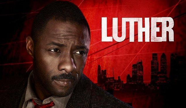 10. Luther | (2010–2015) | IMDB / 8,6