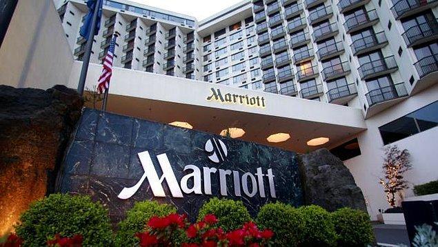 29. Mariott International