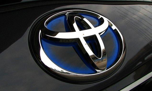 28. Toyota
