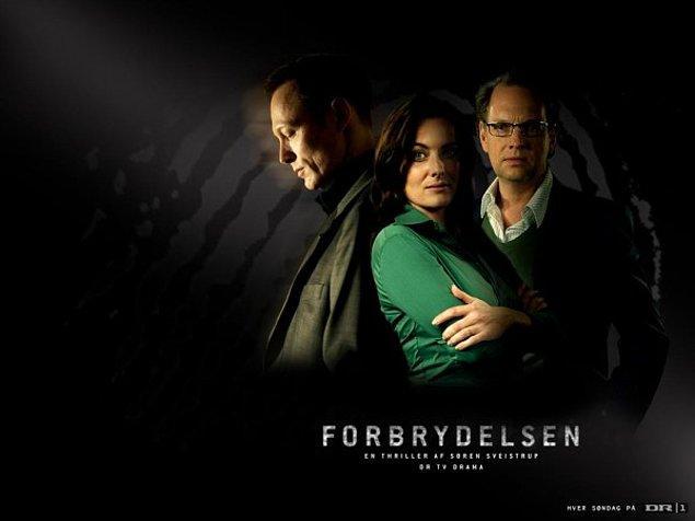 13. Forbrydelsen  |  (2007–2012)  | IMDB / 8,4