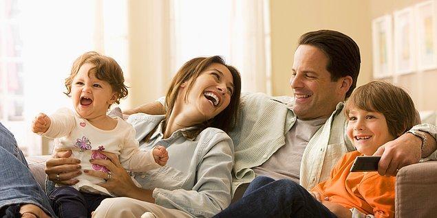 Bireyleri en çok aileleri mutlu etti