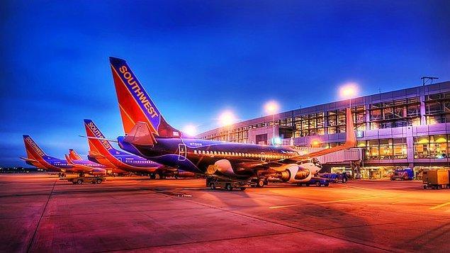 7. Southwest Havayolları