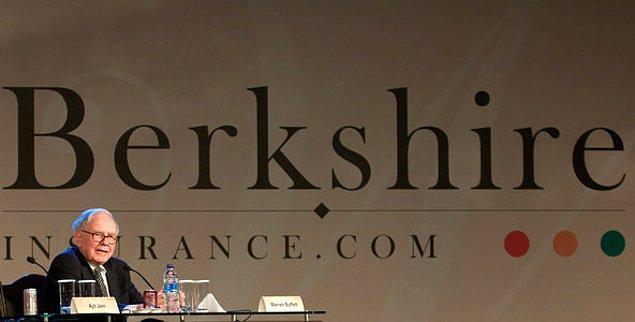 4. Berkshire Hathaway