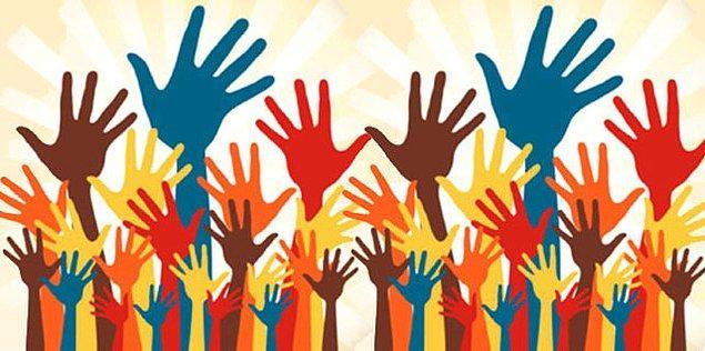 Gönüllü olmak için