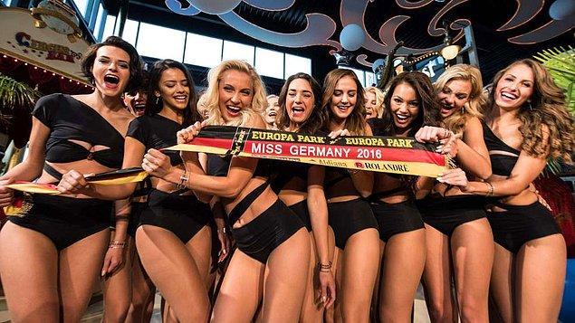 Miss Germany 2016 finali geçtiğimiz Cumartesi günü yapıldı.