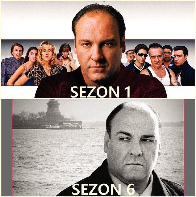 6. Tony Soprano (James Gandolfini)