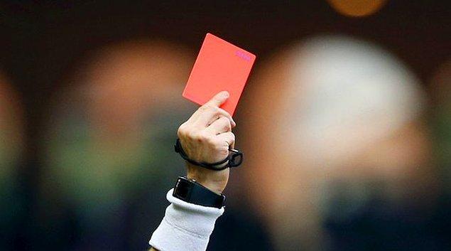 'Ne zaman kırmızı kart göstereceksiniz?'