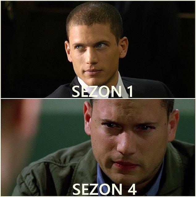11. Michael Scofield (Wentworth Miller)