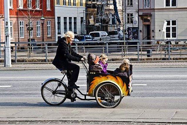 Christiania bölgesinin kanunlarına göre ülke sınırları içerisine motorlu araç girmesi yasak.
