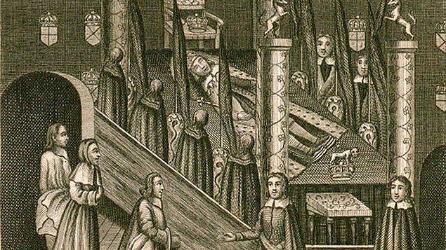 Cromwell'e dair en ilginç şeylerden birinin, onun ölümünden sonra yaşanması da ilginçtir.