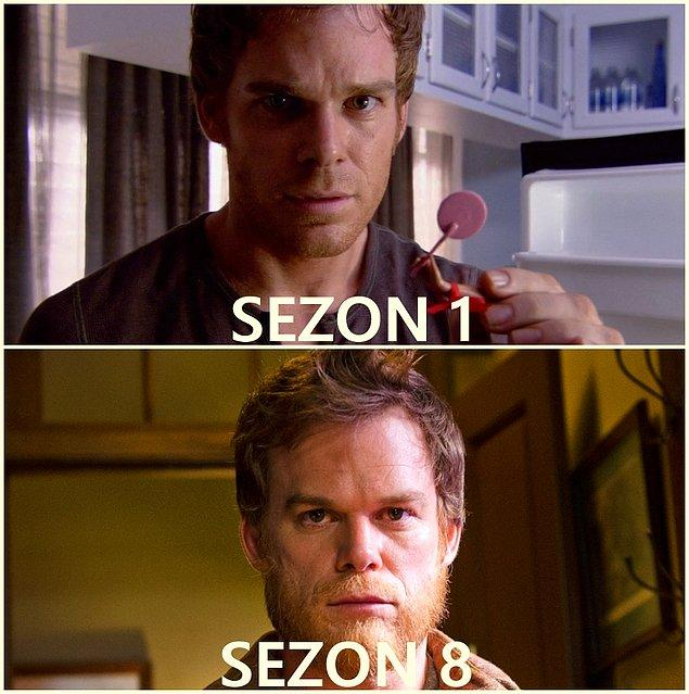 5. Dexter Morgan (Michael C. Hall)