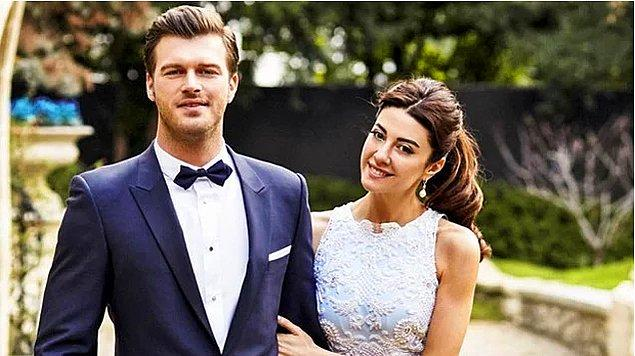 """Ardından düğün günü geldi çattı; ikili, aşklarını ebedileştirecek """"Evet!""""ler ile dünya evine girdiler."""