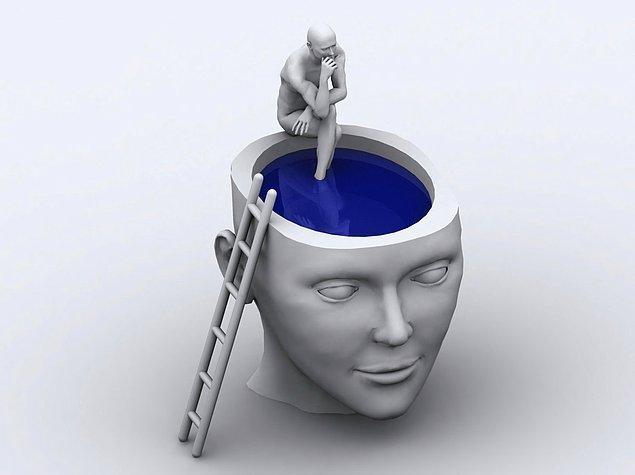 4. Çözümlenmemiş, olumsuz duygu yüklü anıları bastırır.
