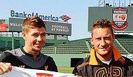"""""""Gerrard İyi Bir Kaptandı Ama Totti Bir Tanrı"""""""