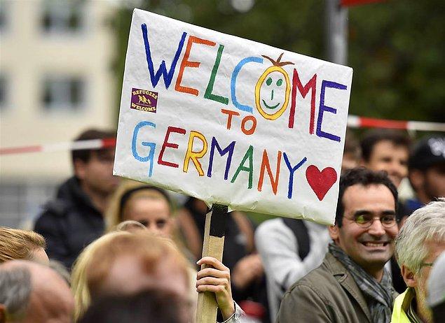 Almanya'ya göç yavaşladı