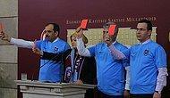 Trabzon Milletvekillerinden TFF'ye Kırmızı Kart