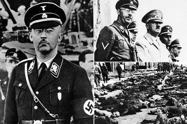 Tüm bu azmi, nefreti ve ulus sevgisi Hitler'in tam da aradığı özelliklerdi, böylece Himmler kısa sürede onun en sadık adamlarından biri olmayı başardı.