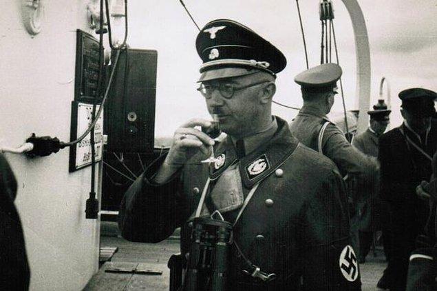 Gaz odaları planını harekete geçiren de Himmler'in ta kendisiydi.