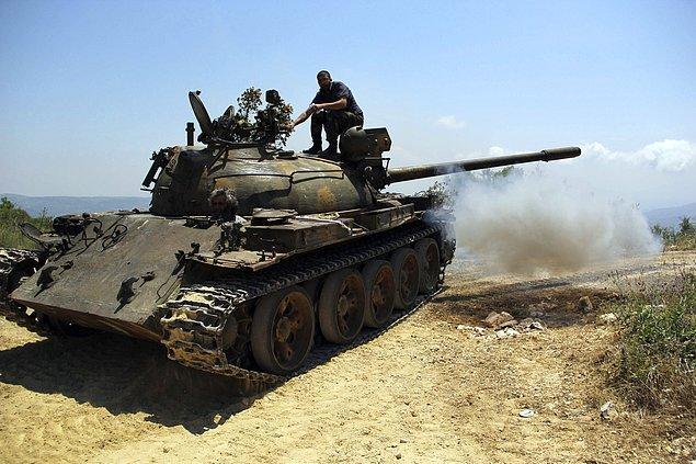 """""""Suriye bölünür"""""""