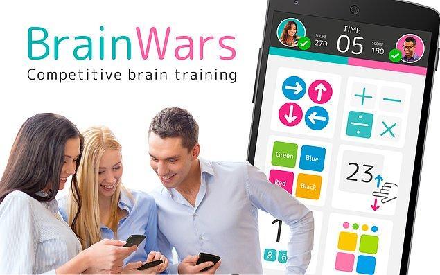 9. Brain Wars