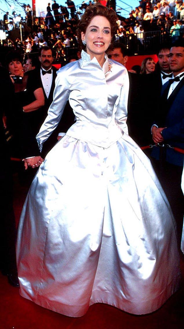 1. Sharon Stone, 1995