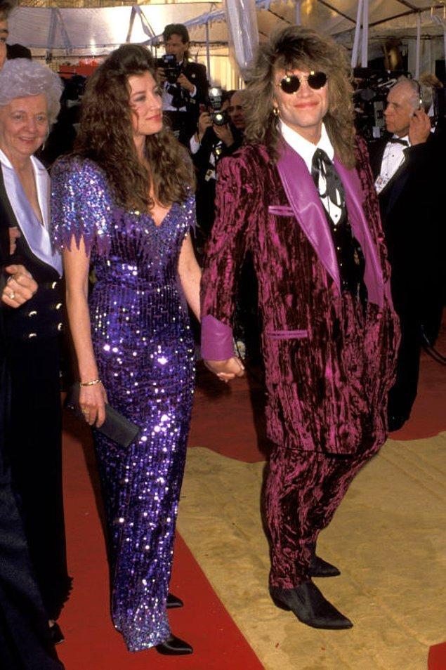 4. Jon Bon Jovi, 1991