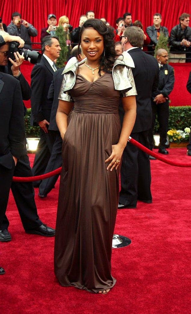 7. Jennifer Hudson, 2007