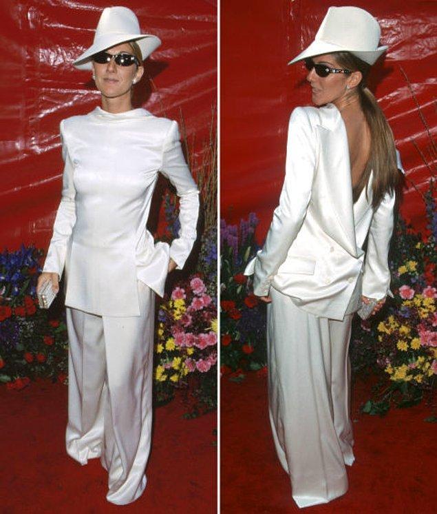 21. Celine Dion, 1999