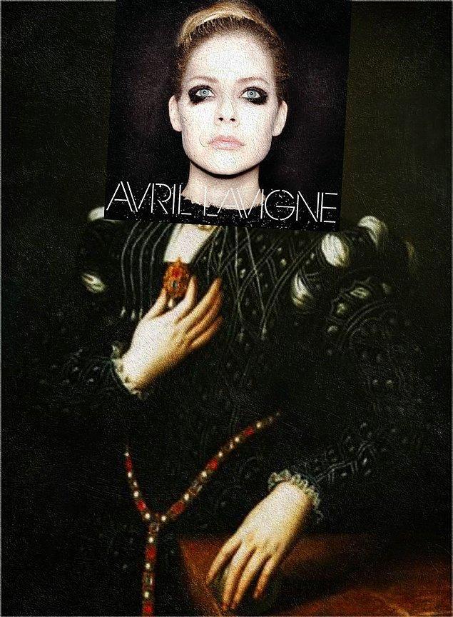 8. Albüm: Avril Lavigne - Avril Lavigne