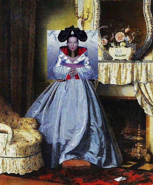 13. Albüm: Homogenic - Björk