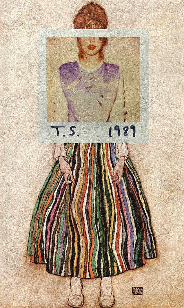 16. Albüm: 1989 - Taylor Swift