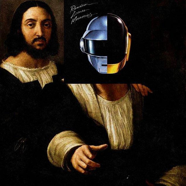 22. Albüm: Random Axess Memories - Duft Punk