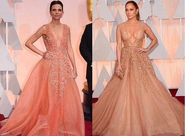Bonus: Jennifer Lopez ve Luciana Pedraza, 2015