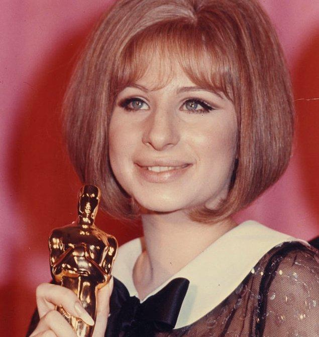 6. Barbra Streisand