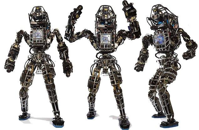Boston Dynamics Şirketi