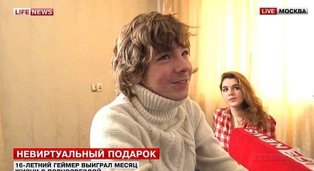 """Keşke 100.000 Ruble verselerdi!"""