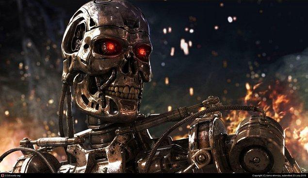 Bonus: Günümüz teknolojisi ile şu an mümkün olmasa da gelecekte yapay zekanın ürünü olan bu robotlarla karşılaşmamız oldukça olası!