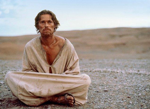 Özellikle dini filmler söz konusu olduğunda Hollywood beyaz sevdasından ödün vermiyor...