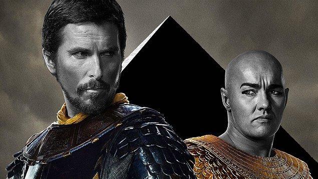 2014 yapımı 'Exodus: Tanrılar ve Krallar' filmi, bir Hz. Musa ve Mısır filmi.