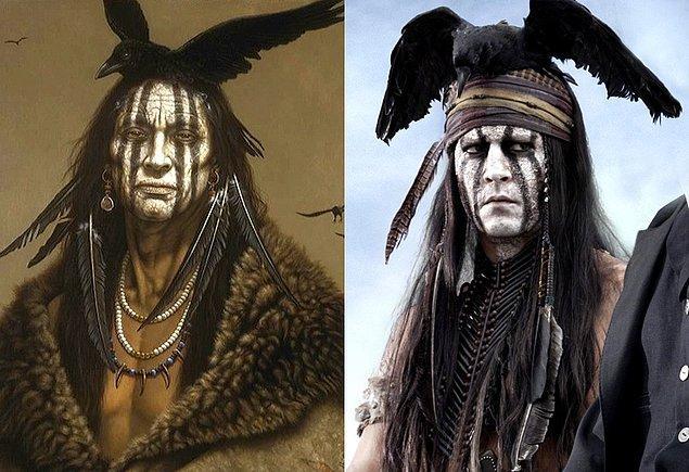 Yerli Johnny Depp