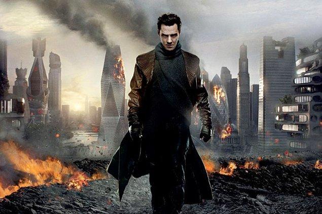 Khan olan Benedict Cumberbatch.