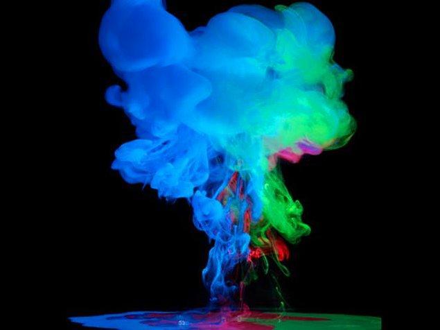 10. Renklere 5 saniye dikkatlice bak ve hemen aşağıdaki soruya geç!