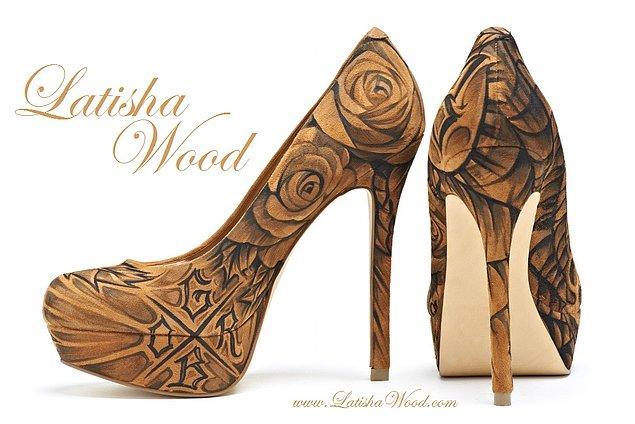 4. Latisha Woods