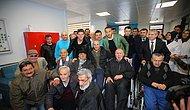 Beşiktaş'ın Yıldızlarından Anlamlı Ziyaret