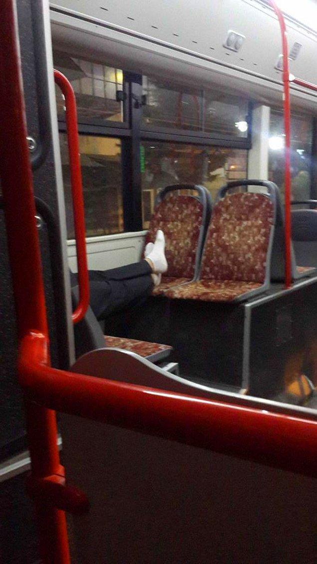 """6. """"Madem koltuk boş neden olmasın?"""""""