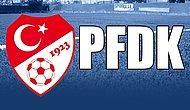 PFDK Ceza Yağdırdı! Salih Dursun'a 3 Maç Men Cezası