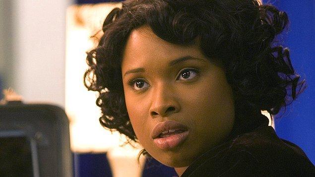 "12. ""Dreamgirls (2006)"" filmindeki rolüyle ""Jennifer Hudson"""