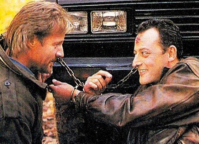 3. Flight from Justice (1993)