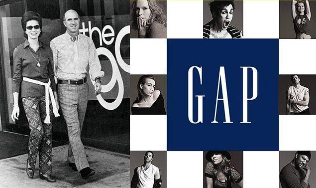 2. Donald Fisher, GAP markasını 40 yaşında yarattığında, perakendecilik hakkında en ufak fikri yoktu.