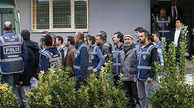 Sahte delil üretmekten 10 kişi tutuklanmıştı